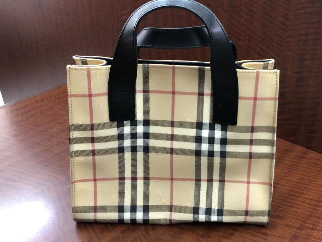 バーバリー・ハンドバッグを買取|名古屋|名古屋瑞穂店