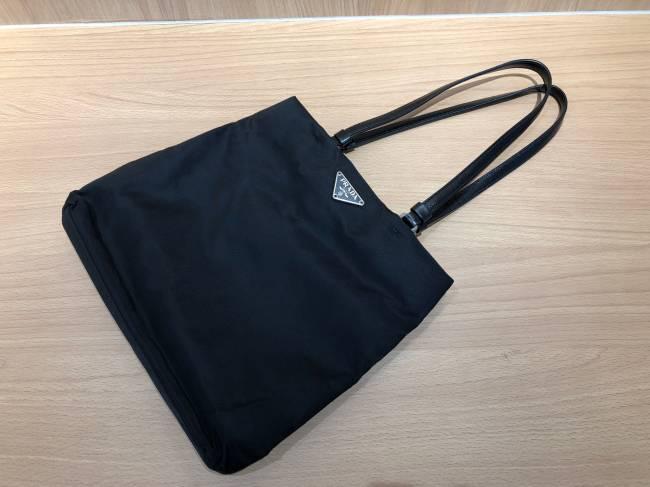 プラダ・ナイロン・トートバッグを買取|安城|安城店