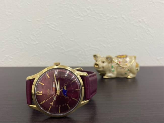 ヘンリーロンドン・時計を買取|船橋|船橋店