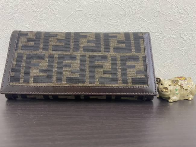 フェンディ・長財布を買取|船橋|船橋店