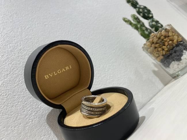 ブルガリ・Bゼロ・フルダイヤリングを買取 東京・墨田区 丸井錦糸町店