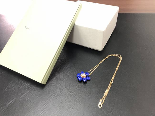 ヴァンクリーフ&アーペル・ロズドノエル・ネックレスを買取|横浜|たまプラーザ店