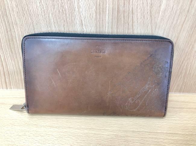 ベルルッティ・財布を買取|広島|広島祇園店
