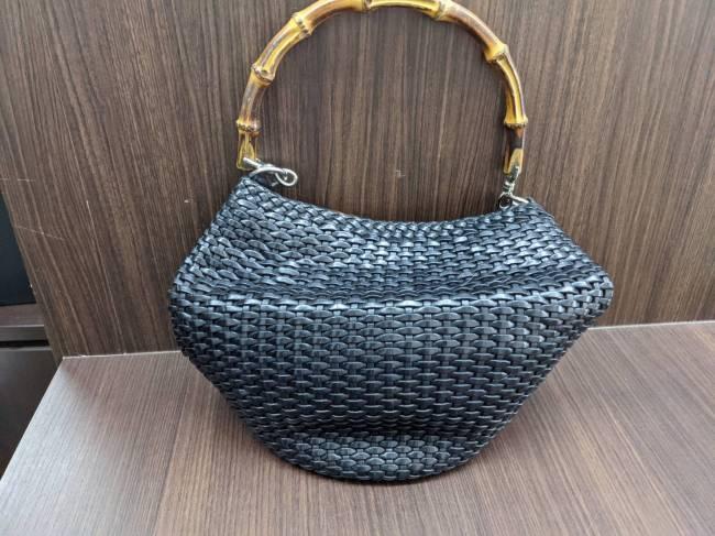 グッチ・バンブー・ハンドバッグを買取 名古屋 名古屋平針店