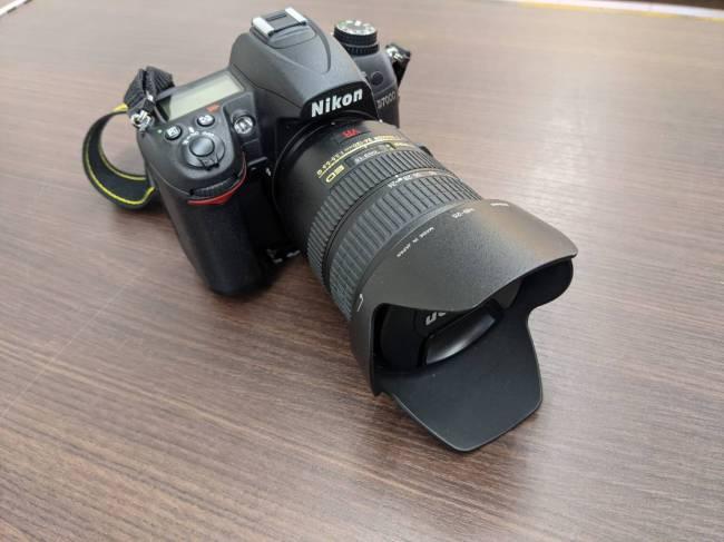 カメラ・一眼レフカメラ・D7000を買取|名古屋|名古屋平針店