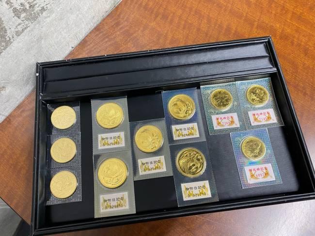 記念金貨 10万円/5万を買取|神戸|兵庫店