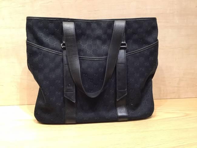 グッチ・GGトートバッグを買取|名古屋|ららぽーと名古屋みなとアクルス店