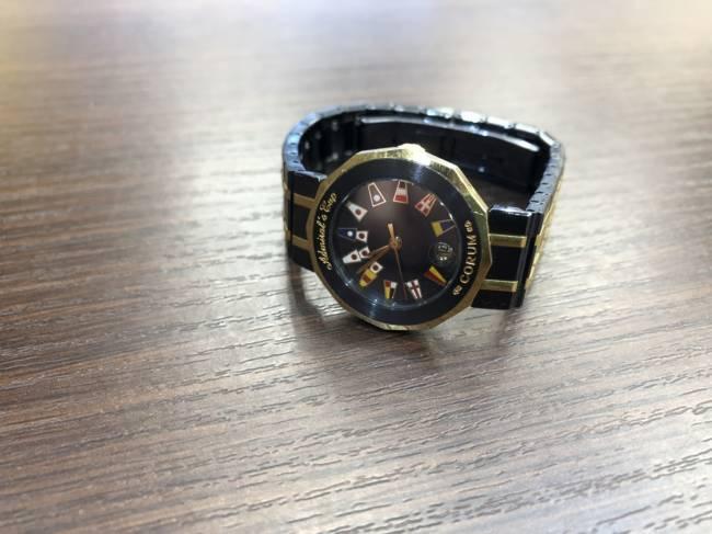 腕時計・アドミラルズカップを買取|所沢|所沢店