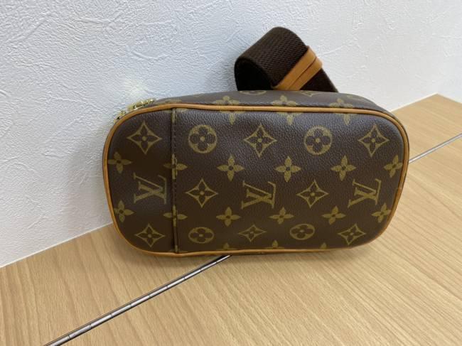 ルイヴィトン・モノグラム・ポシェットガンジュ・M51870を買取|豊田|豊田下市場店