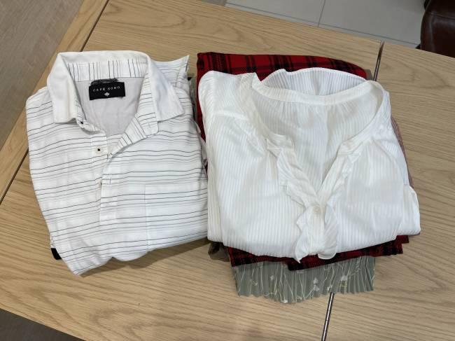 服・ノーブランド衣類10着を買取 埼玉 与野店