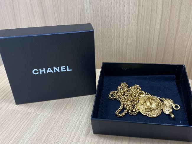 シャネル・ネックレス・95A・ココメダルを買取|東京・世田谷区|喜多見店