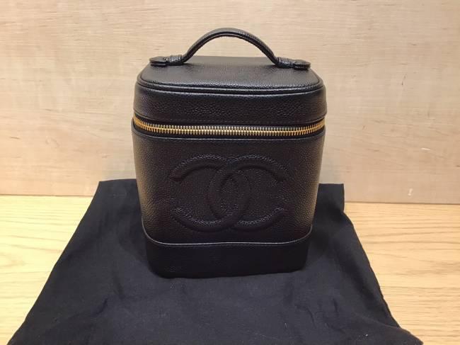 シャネル・バニティバッグを買取 名古屋 ららぽーと名古屋みなとアクルス店
