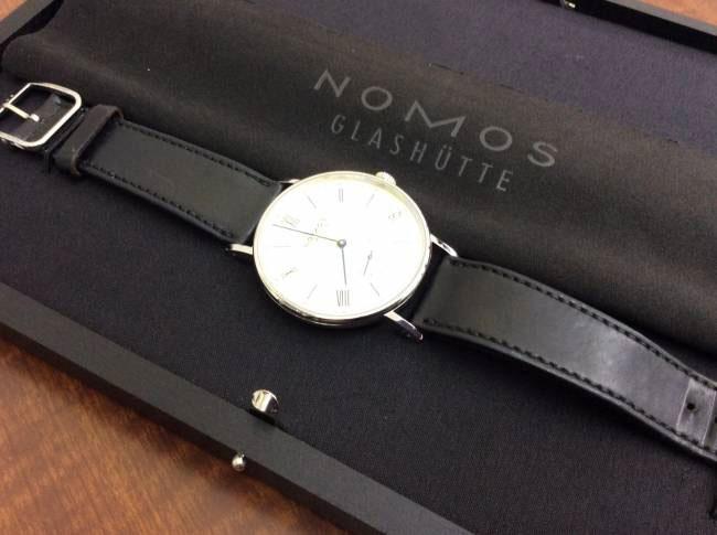ノモス・ルードヴィヒ・ネオマティック・41・LD161012W2(260)を買取|神戸|川西能勢口店