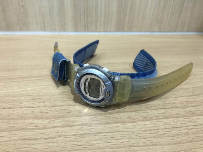 カシオ・PROTREK・PRL-101J・腕時計を買取|所沢|所沢店