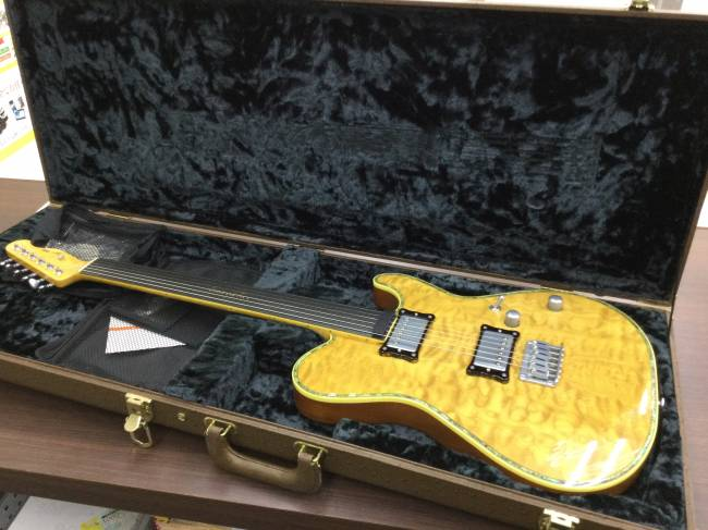 ヒストリー・35周年限定モデル・ギターを買取|東京|葛西店