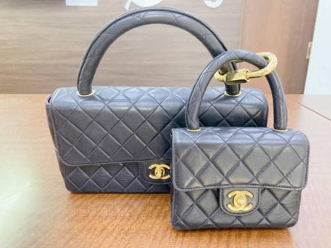 シャネル・ラムスキン・親子バッグを買取|名古屋|名古屋中村店