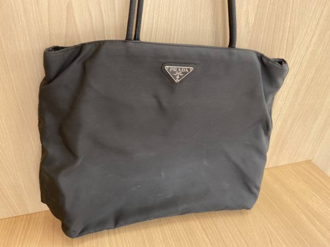プラダ・ナイロントートバッグを買取|豊田|豊田下市場店