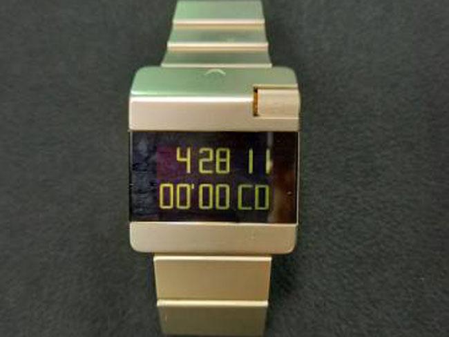 ヴェントゥーラ・アルファ・デジタル時計を買取|横浜|横浜センター南店