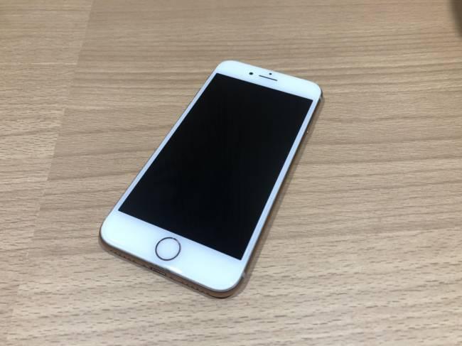 スマートフォン・iPhone8・64GB・ローズゴールドを買取 所沢 所沢店