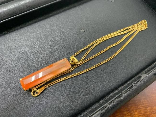 ネックレス・K18・トップ22.14ct・ネックレスを買取 神戸 垂水店