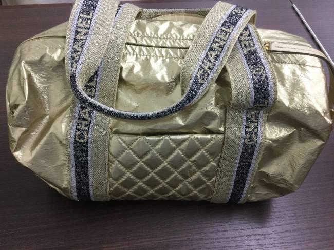 シャネル・限定・パピヨン型・バッグを買取|東京|葛西店