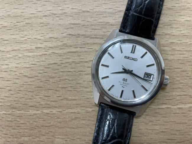 セイコー・グランドセイコー・腕時計を買取 東京・大田区 大森店