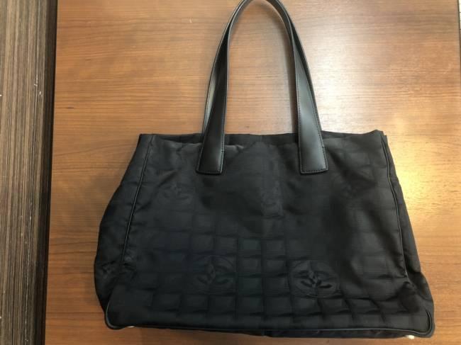 シャネル・ニュートラベルライン・トートバッグを買取|岡崎|東岡崎店