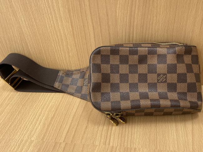 ルイヴィトン・ダミエ・ジェロニモス・N51994を買取 東京・世田谷区 喜多見店
