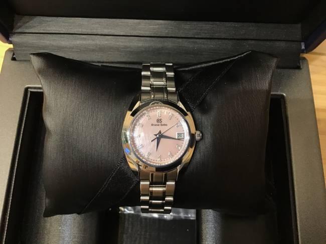 グランドセイコー・クォーツ時計を買取|名古屋|ららぽーと名古屋みなとアクルス店