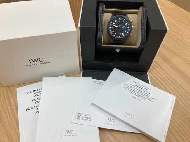 IWC・トップガン・IW389101を買取|梅田|尼崎店