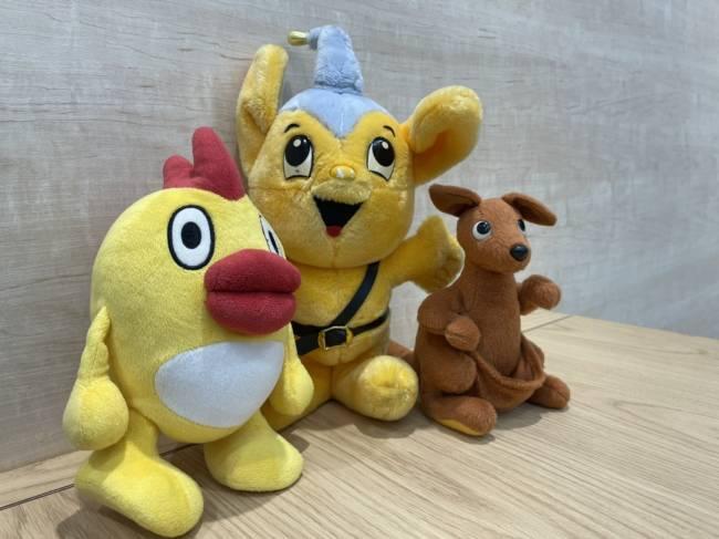ぬいぐるみ・3点を買取|埼玉|与野店