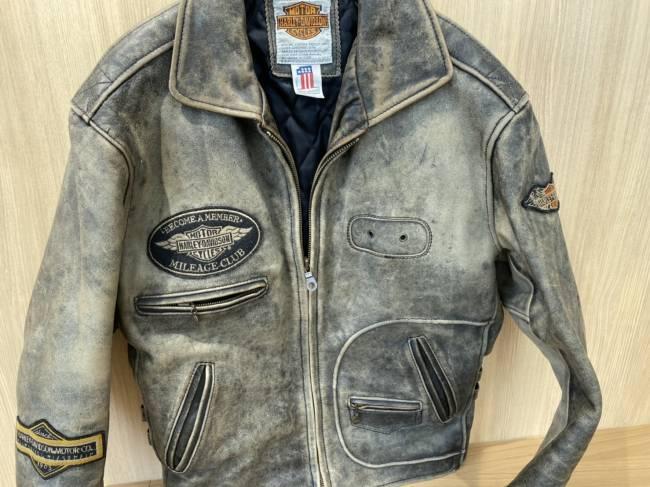 ハーレーダビッドソン・ライダースジャケットを買取|豊田|豊田下市場店