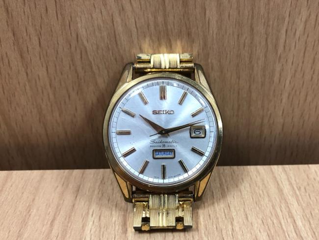 セイコー・メンズ・時計を買取|堺|ベルヒル北野田店