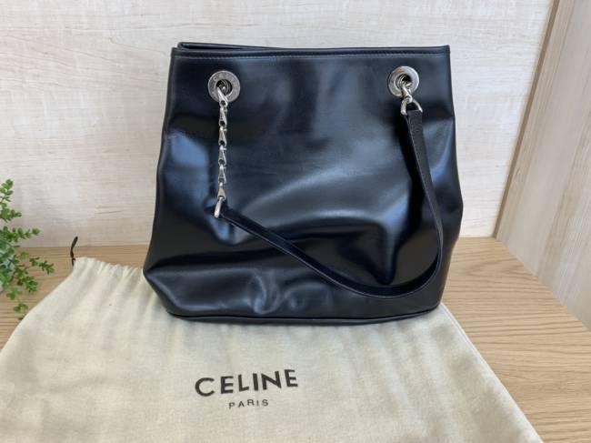 セリーヌ・レザー.ハンドバッグを買取|京都|京都西院店