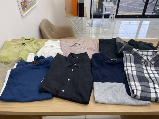 洋服10着キャンペーン・9/10までを買取|東京・練馬区|大泉学園店