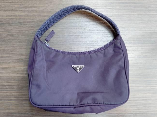 プラダ・ナイロン・ハンドバッグを買取|姫路|加古川店