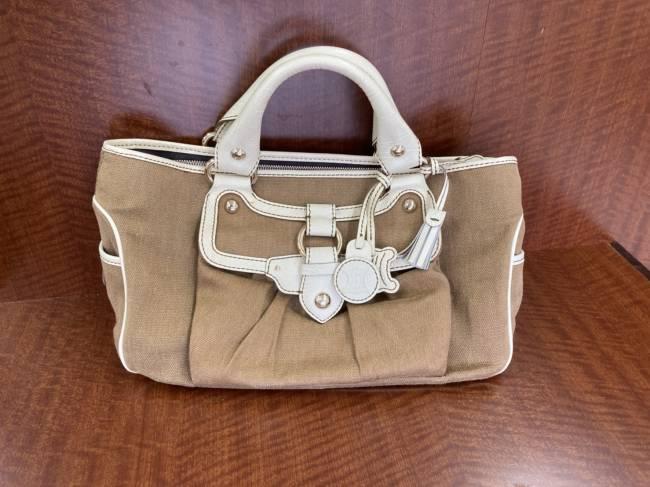セリーヌ・ブギー・キャンバス・ハンドバッグを買取|広島|廿日市宮内店