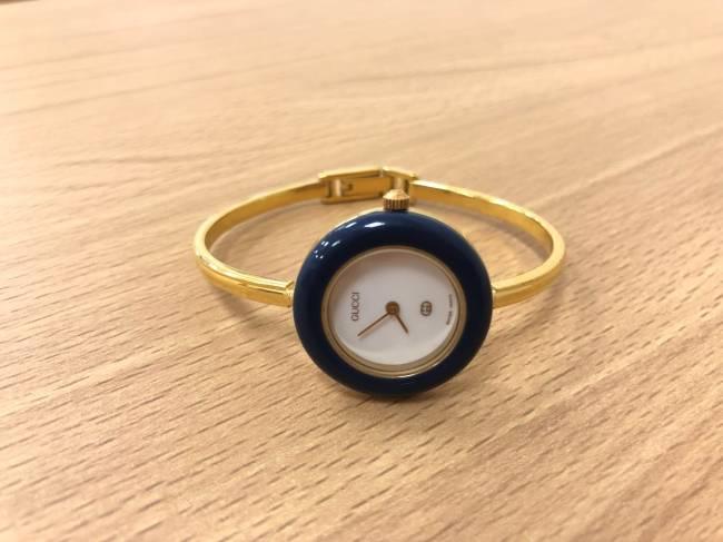 グッチ・レディース・時計・11/12を買取|滋賀|守山店