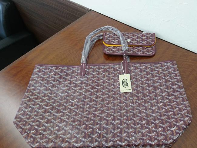 ゴヤール・サンルイPMのバッグを買取|名古屋|名古屋藤が丘店