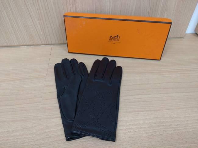 エルメス・レザー・手袋を買取|横浜|東白楽店