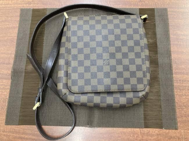 ルイヴィトン・ダミエ・ミュゼットサルサ・N51300を買取|広島|広島西店