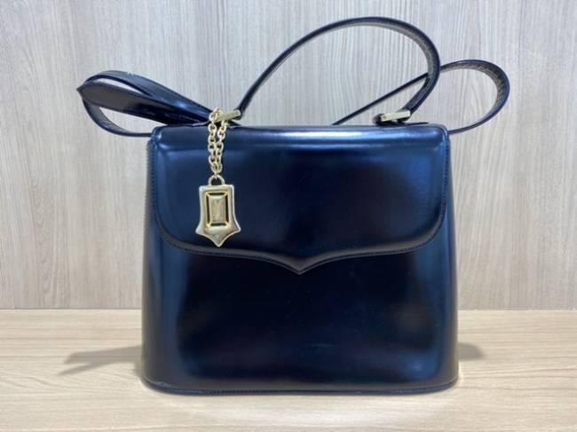 サンローラン・レザー・2wayバッグを買取|京都|松井山手店