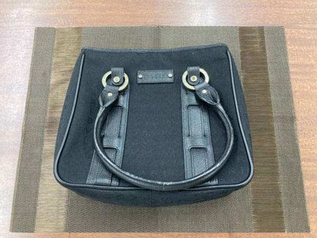 ブルガリ・キャンバス・ハンドバッグを買取|広島|広島西店