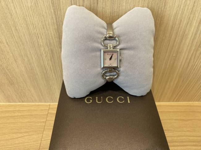 グッチ・クオーツ・レディース・腕時計・120を買取|豊田|豊田下市場店