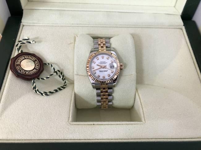 ロレックス・179171Gを買取|安城|安城店