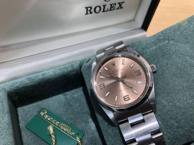 ロレックス・14000を買取|安城|安城店