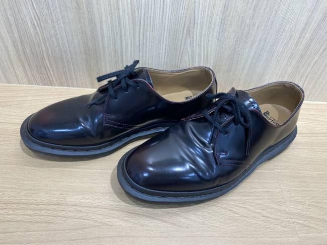 ドクターマーチン・アーチーⅡ・3ホールシューズを買取|豊田|豊田下市場店