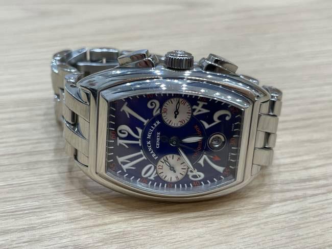 フランクミュラー・コンキスタドール・腕時計を買取|東京・渋谷区|渋谷松濤店