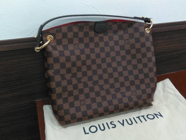 ルイヴィトン・ダミエ・グレースフルのバッグ・N44045を買取|名古屋|名古屋藤が丘店