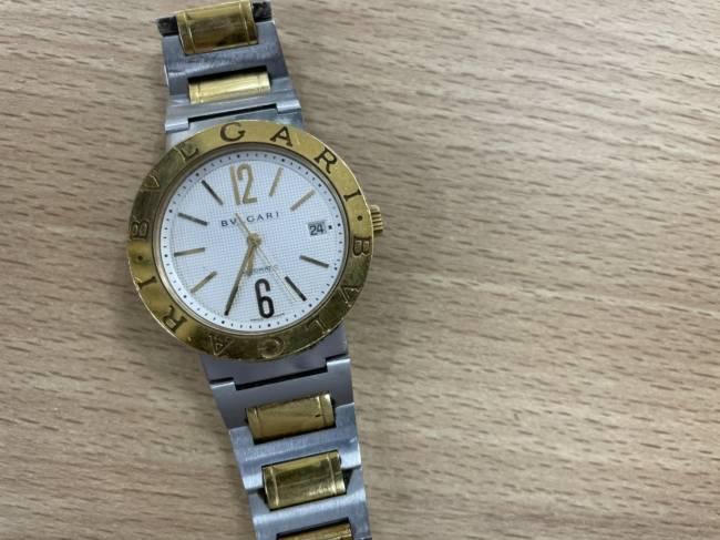ブルガリ・ブルガリブルガリ・腕時計・BB38SGを買取|東京・大田区|大森店